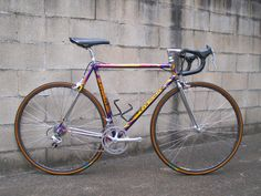 1995 Colnago ♣ Master Olympic // Campagnolo's latest Record group (post C Record era)