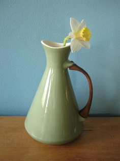 I am obsessed with pitchers! Especially antique/vintage pitchers.