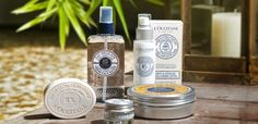 Los productos de L'Occitane en Provence están inspirados en las culturas del Mediterráneo y la Provenza, utilizando una selección de ingredientes naturales de origen vegetal y aceites esenciales. Elaboran tratamientos y perfumes auténticos y naturales, eficaces y golosos, que hoy en día son la esencia de la marca.
