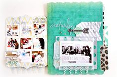 So happy to get some time to work on photos from CHA. Taking a cue from my team mate, Jen, and working on it as I can. Memory Album, Heidi Swapp, On Today, Sweet Memories, Project Life, Mini Albums, Paper Crafts, Scrapbooking, Scrapbook Layouts