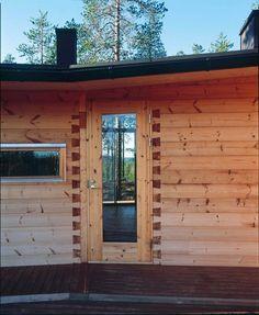 Creative Wooden Hideaway in Lapland, Finland: Villa Valtanen