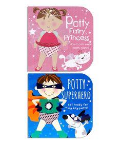 Look at this Potty Fairy Princess & Potty Superhero Board Book Set on today! Cute Babies, Baby Kids, Potty Training Tips, Fairy Princesses, Big Boys, Soft Fabrics, New Baby Products, Family Guy, Nursery
