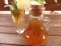 Provence-i szirup - Bio-Ritmus Milkshake, Minion, Provence, Herbs, Drinks, Cake, Glass, Desserts, Food