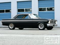 1965 Ford Falcon - Bird Of Play - Hot Rod Network