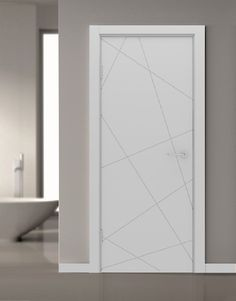 Usa de interior din lemn masiv de pin - Model MONO 118/ Interior door. Cumpara #usideinterior in Romania. Livram oriunde in tara. Romania, Bathroom Lighting, Mirror, Furniture, Home Decor, Interiors, Homemade Home Decor, Bathroom Vanity Lighting, Mirrors