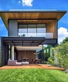 Shipping Container Homes, Garage Doors, Architecture, Outdoor Decor, Home Decor, Homemade Home Decor, Container Houses, Architecture Illustrations, Container Homes