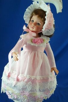 """For Effner Little Darling Kish 14 Inch """"Spring's Song"""" OOK Beautiful! CM"""