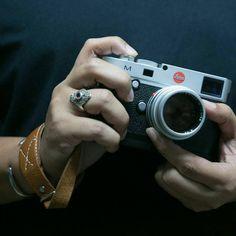 "55 Likes, 3 Comments - Photographer & Craftsman (@snapu) on Instagram: ""My custom wrist strap. Field test by @songkan_a  #kameracraft #leicacraft #LeicaCamera #Leica…"""