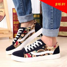 Have you seen this product? Check it out! 2015  Sales Hot Student Fashion Recreational Canvas  Shoes  High Quality Tide Men Shoes - US $16.91 http://bagsshoescenter.com/products/2015-sales-hot-student-fashion-recreational-canvas-shoes-high-quality-tide-men-shoes/