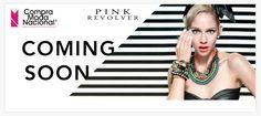 PINK REVOLVER NEWS:  Pink Revolver ya es parte de Compra Moda Nacional Compra Moda Nacional es la primera plataforma que se dedica a impulsar la moda mexicana, por medio de eventos y plataformas y de este modo poder difundirla.  Próximamente Pink Revolver estará  a la venta en la página de Compra Moda Nacional Espérala… #StayTuned #PinkRevolver #CMN http://www.compramodanacional.com