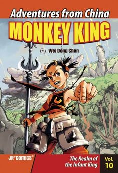 Monkey King # Volume 10 : The Realm of the Infant King Price:$9.99