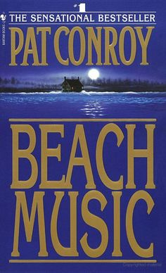 Beach Music - Pat Conroy   Still one of my favorites that I re-read over and over again. I love how it spans decades and continents. I get lost in the marshes of the deep South and the piazzas of Italy.