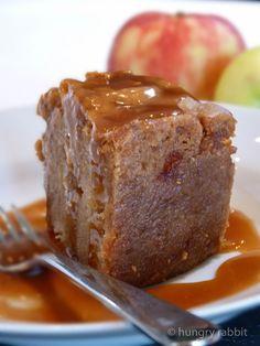 Toffee Apple Cake ~ Amazing