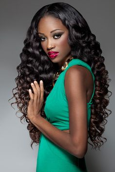 Can't get enough of this beautiful model and hair! ONYX Remi® 100% Human Hair @SHOPBEAUTYDEPOT.COM <3 IG: beauty_depot