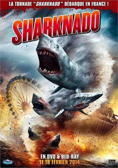 sharknado - Google 検索 Tara Reid, Sharknado Movies, John Heard, Cassie Scerbo, Rami Malek, Dvd Blu Ray, Tornados, Tv Series Online, Sharks