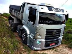 VOLKSWAGEN Semi Trucks, Old Trucks, Large Truck, Vw Cars, Commercial Vehicle, Tow Truck, Heavy Equipment, Cool Cars, Tractors
