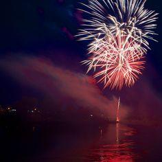 Fireworks, Canada Day, July 1, 2013 #26