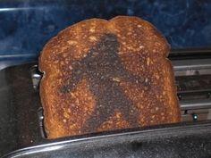 Sasquatch toast