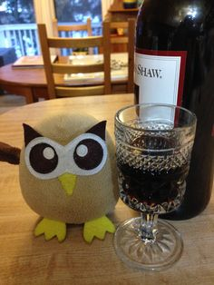My Owly is famous. I'll make sure it doesn't go to his head. :) http://blog.hootsuite.com/yearofowly/  #yearofowly #lifeofowly