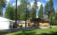Central Finland's beautiful, multifaceted nature provides an ideal setting for your holiday and excellent possibilities for leisure activities and recreation. English, Camping, House Styles, Outdoor Decor, Beautiful, Home Decor, Campsite, Decoration Home, Room Decor