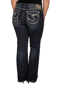 Silver Jeans.  The only jeans to wear. Only Jeans, Silver Jeans, Rock Revival, Torrid