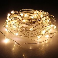 Lightbuy 7ft 20 LEDS LED Copper Strings Starry Lights Fairy Lights LED Lights Strings Christmas/New Year Party Light for Indoor and Outdoor Tree Décor Light (Battery not included) 2Pack >> Awesome deals : Seasonal Lighting for Christmas