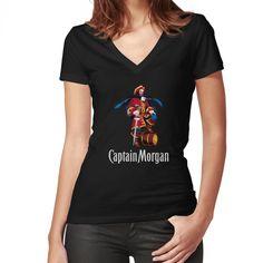 Zombie Shirt, Halloween Shirt, Halloween Parties, Halloween Season, Happy Halloween, Captain Morgan, Solid Colors, V Neck T Shirt, Fitness Models