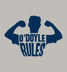 O'Doyle Rules - BustedTees $24