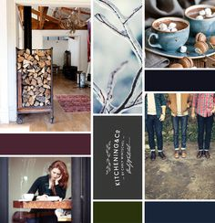 MOODBOARD: WINTER WITH ANTICIPATION