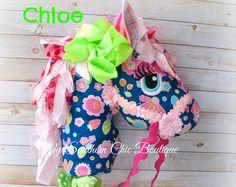 Hobby Horse- Toy horse- Stick horse
