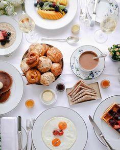 The art of breakfast. 📷: @ bryantlives. #Shangrilahotels #Shangrilaparis #Paris