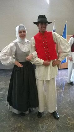 FolkCostume&Embroidery: Overview of the Costumes of the Slovenes. Eastern Styria