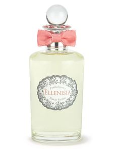 Ellenisia Eau de Parfum Created in 2004, Ellenisia is an extravagant floral with armfuls of heady white blooms wrapped in swathes of sweet plum and vanilla. As the green shock of the violet and mandarin settle you can close your eyes and just picture the bouquets of gardenia, jasmine and tuberose; a tumble of scented petals. Then the slow simmering sugared plums appear, whipped through with sweet and creamy vanilla. Elegant and utterly magical.