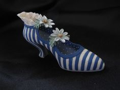 Decorative Miniature Shoe Collectible Suzette 1999 - So So Cute