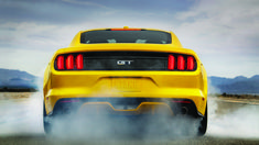 The 2018 Mustang, sports car for over 50 years. Learn about the most advanced Mustang Ever with its adrenaline-pumping performance and new modern design. Ford Mustang V8, Mustang Cars, Watercolor Wallpaper Iphone, Iphone Wallpaper Fall, Hd Wallpaper, Ford Mustang Wallpaper, Iphone Wallpaper Inspirational, Hd Widescreen Wallpapers, Ford News