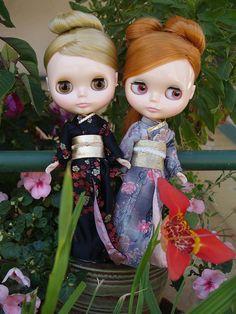 kimono! Blythe style