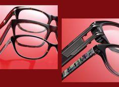 (LEFT) PAST meets PRESENT perfectly. » From top: TEKA 413 from Teka Eyewear; ENGLISH LAUNDRY Hooky from Zimco Optics; KONISHI KA5730  from Clariti Eyewear ---- (RIGHT) May eye be so BOLD. » From top: GEEK 'ROUQ 3 from LBI Eyewear; ROXY 3350 from A Optical