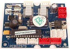 PCB0297G PCB FOR VIZI LED SPOT (V1.0) !! Z-210021358V10