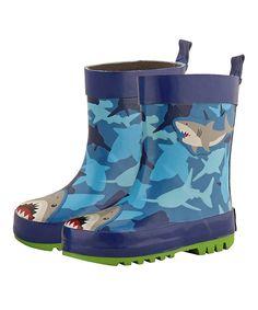 Shark Rain Boot