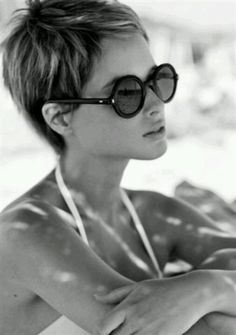 Pixie...One day, maybe very soon...I will cut my hair just like this!
