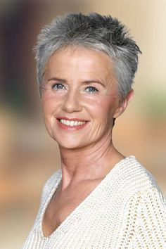 Short Pixie haircuts and hairstyles for women over 70 in 2021-2022 Short Pixie Haircuts, Pixie Hairstyles, Hair Color For Women, Short Hairstyles For Women, Short Hair Styles, Hair Cuts, Bob Styles, Haircuts, Pixie Haircuts
