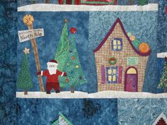 Detail of Welcome to the North Pole