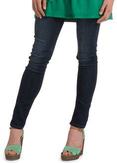 The holy grail of your search for maternity skinny jeans