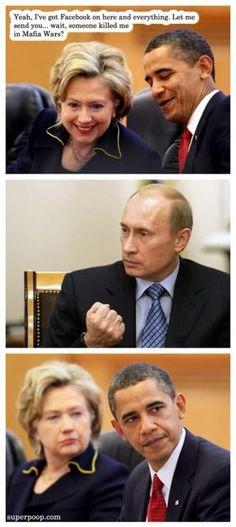 mafia wars....lol