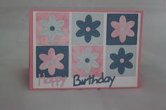 Birthday pink & blue