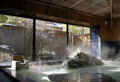 天然温泉のぬくもりに、大自然の恵みを感じる