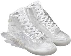 "adidas ObyO JS Wings ""Transparent"" x Jeremy Scott"