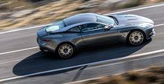 LA GAZETTE AUTOMOBILE: Aston-Martin DB11 : Un nouveau cycle commence
