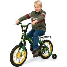 "Learning Curve Heavy Duty 16"" Bicycle"