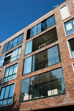 M-View balkonbeglazing